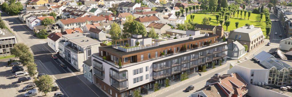 Tinghushaven Drammen